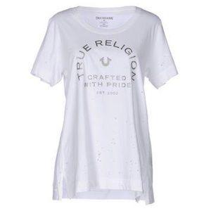🆕 TRUE RELIGION Distressed T-Shirt